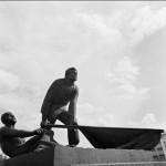 Скульптор РЯБИЧЕВ ДМИТРИЙ БОРИСОВИЧ, архитектор КУТЫРЕВ ЕВГЕНИЙ ИВАНОВИЧ, художник МАЛЮТИН МАРК ИВАНОВИЧ в 1978 году были удостоены Государственной премии СССР за монумент «БОРЦАМ РЕВОЛЮЦИИ» в Иванове