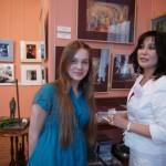 Даниэла Рябичева и Гелена Генс