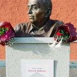 Портрет Дмитрия Рябичева в Данкендорфе, выполненный сыном скульптора Александром